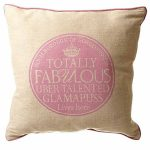 Glamapuss Cushion