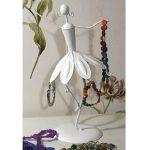 White Fairy Jewellery Stand