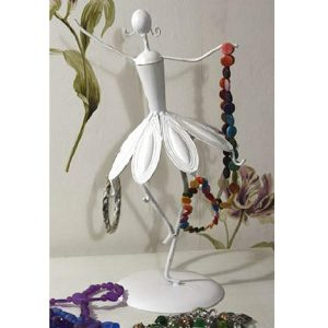 White Fairy Jewellery Stand