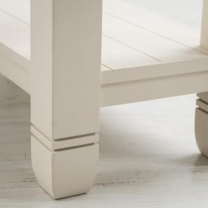 Sturdy-White-Wooden-Handle-Living-Room-Hallway-2-Drawer-Oak-Pine-Console-Table-c