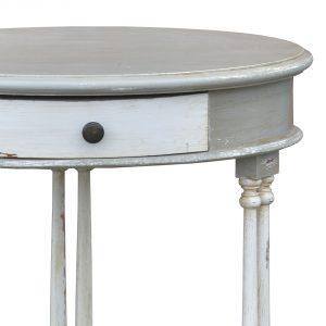 js1026-gyaw-det_01 Shabby Chic Vintage Grey Side Table