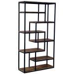 19987 Tall Industrial Style Shelf Unit