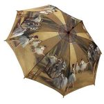 Degas Art Ballet Large Umbrella