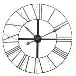 ESY001 Antique Style Elegant Distressed Metal Clock