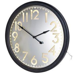 stn1306_2_Extra Large Black Light Up Clock