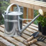 WCGS03 Extra Large Grey 10 L Watering Can