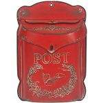 Vintage Style Red Post Box