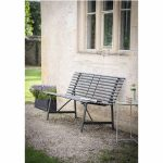 BECN02 a Classic Dark Grey Richmond Bench