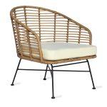 CHRA05_Pair of Weatherproof Bamboo Armchairs
