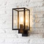 LACN06 Belgrave Carriage Light in Carbon - Steel
